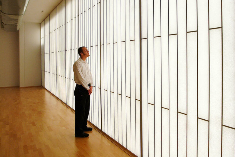 Kalwall translucent panel system
